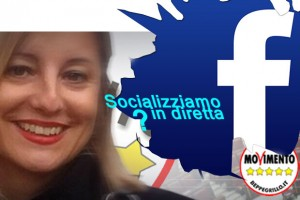 Roberta Lombardi: i miei Cattivi Pensieri su Facebook