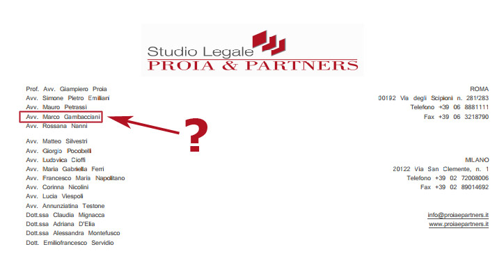 Studio legale Proia&Partners