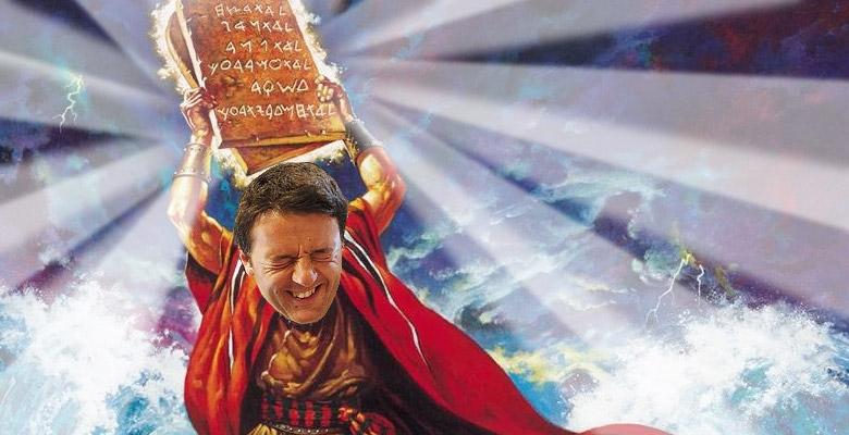 Riforme: le Tavole di Renzi