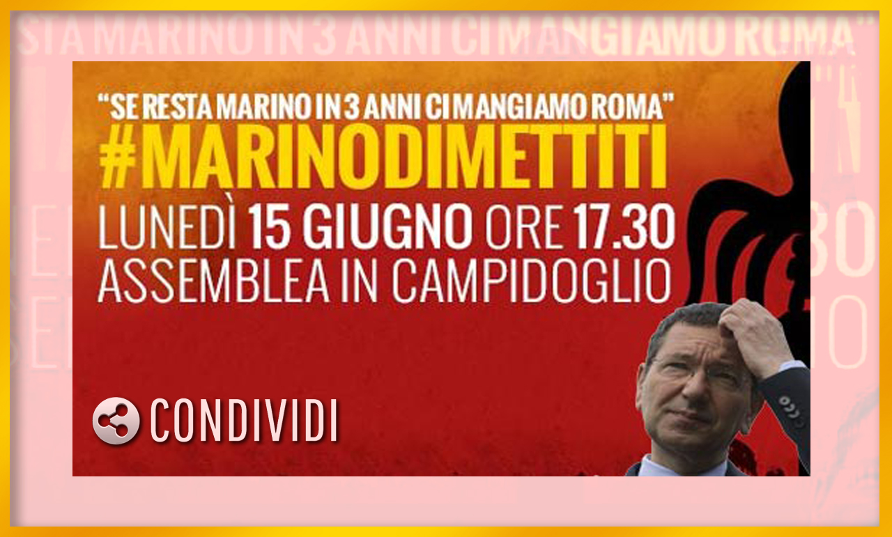 IGNARO MARINO 13 GIUGNO X 15 GIUGNO