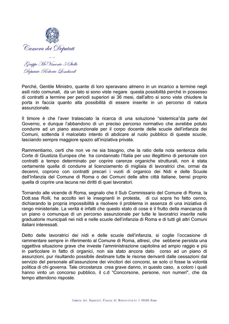 lettera per le precarie degli asili nido pag 2