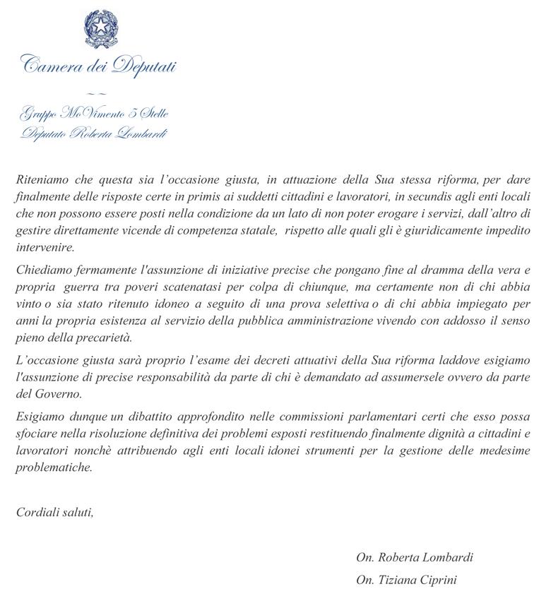 lettera precari storici pagina 2