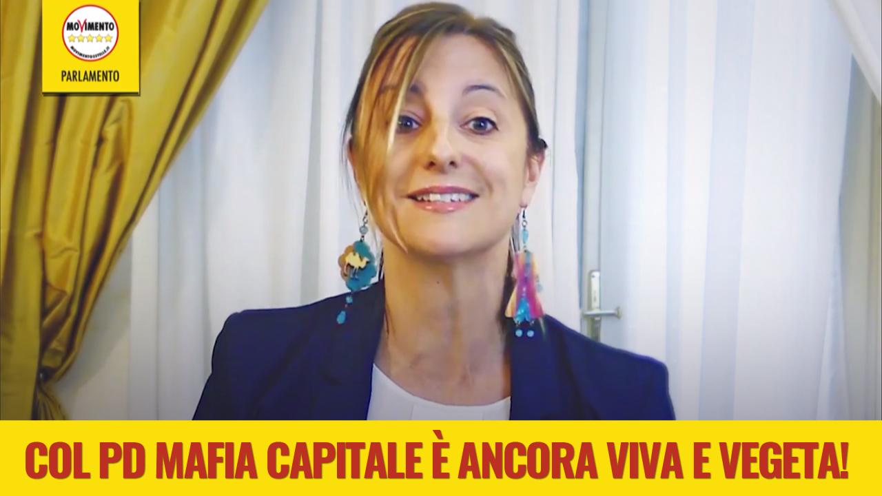 LOMBARDI ANTEPRIMA MAFIA CAPITALE PD