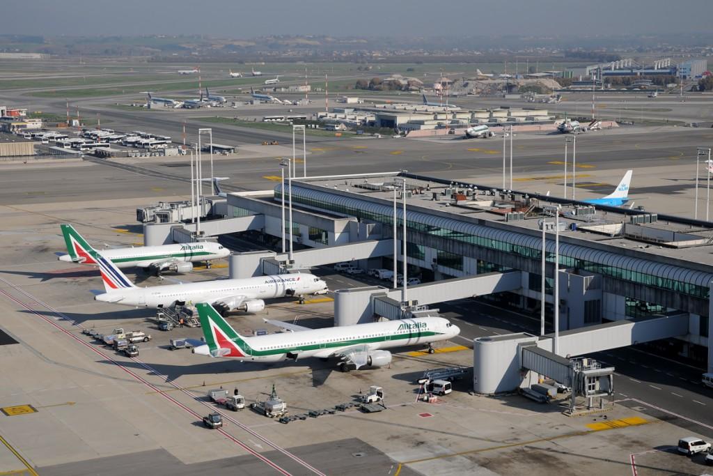 Fiumicino Aeroporto - Alitalia