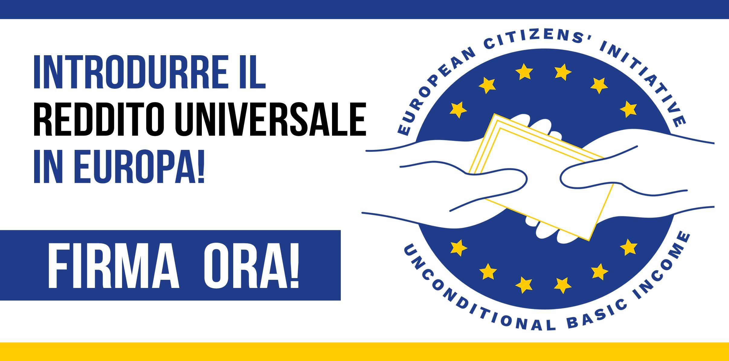 Immagine presa da: http://www.beppegrillo.it/cittadini-europei-per-il-reddito-universale-e-iniziata-la-raccolta-firme/