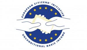 Logo ufficiale dell'iniziatica Unconditional Basic Income