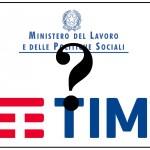 Caso TIM: una lettera per il Ministro Poletti e il Sottosegretario Biondelli.